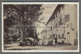T4048 VETRIOLO GRAND HOTEL DES ALPES VG FP Riproduzione Da Originale (m) - Trento