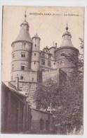 MONTBELIARD - LE CHATEAU - Montbéliard