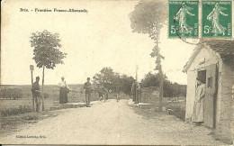 BRIN - Frontère Franco-Allemande                -- Laroche - France