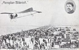 FRANCE  AEROPHILATELIC   AEROPLAN  BLERIOT   *  1909 - Airmail