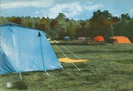 Bambois ( Fosse-la -Ville ) - Le Camping De La Plage - Tentes Et Caravane - Fosses-la-Ville