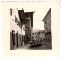 < Automobile Auto Voiture Car >> Belle Photo Originale 7 X 7 Standard Vanguard Belge
