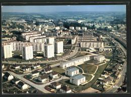 CPA Nogent-le-Rotrou, Vue Aérienne Sur Les Gauchetières - Nogent Le Rotrou