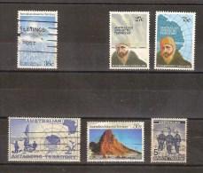 AUSTRALIE - AUSTRALIA - AUSTRALIAN ANTARCTIC TERRITORY - LOT DE TIMBRES - Australisch Antarctisch Territorium (AAT)