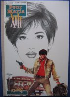 No PAYPAL !! : William VANCE & Jean Van Hamme XIII 9 Pour Maria ( Treize ) TT Géant N°/Signé 750 Ex ÉO KHANI 1992 NEUF - Livres, BD, Revues