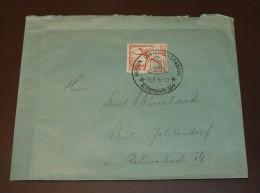 Deutsches Reich Brief Olympia 8 Pfg  Berlin  #cover2367 - Allemagne