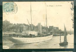 N°36  -  Dieppe - Le Pollet    LFN62 - Voiliers