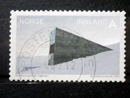 Norway - 2011 - Mi.nr.1752 - Used - Tourism - Global Seed Bank, Svalbard - Self-adhesive - Norvège