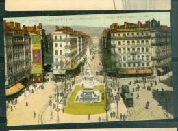 N°75    -   Lyon  -  Place Et Rue De La République - Monument Carnot - LFN93 - Other