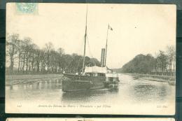 """N°191  -  Arrivée Du BATEAU DU HAVRE """" Hirondelle """" Par L'Orne - LFN113 - Ferries"""