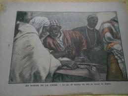 Pelerin   Page1935 Dessin Jeu Domino Algerie - Sin Clasificación