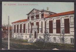 = Saint Etienne (Loire) Ecole Normale D'Institutrice - Saint Etienne