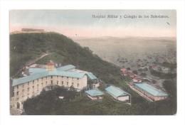 ECUADOR Ecuador  HOSPITAL MILITAR Y COLEGIO DE LOS SALESIANOS - Equateur