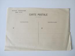 Feldpostkarte 2. WK Marokko Carte Postale Office Cherifien Des P.T.T. Unused / Ungebraucht - Marokko (1956-...)