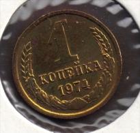 RUSSIA CCCP 1 KOPEK 1974 - Rusia