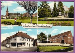 WINNEKENDONK Mehrbild Kevelaer Am Niederrhein Jugendherberge Altersheim Sportplatz Multivues NSU Prinz IV - Other