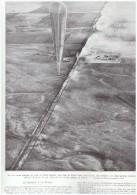 1936  Explorer 2 Dirigeable  Ballon Stratospherique   South Dakota   White Lake  States - Vieux Papiers