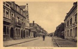 ARRAS  -   Rue Du Commandant Dumetz - Arras