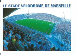 "ESTADIO - STADIUM - STADE - STADIO - STADION "" VELODROME "" .- MARSEILLE ( FRANCIA ) - Fútbol"