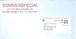 BRD Düsseldorf Infopost 2014 Peek & Cloppenburg KG Sommerspezial Modekaufhaus - Textil
