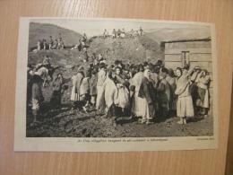 Ukraine  Kárpátalja UNV Völgye  - Free Bread An Salt For Local People  - Grande Guerre    WWI-1914-18 -print   W241 - Autres