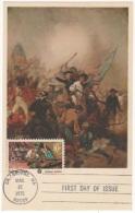 USA 1975 - Independence Bicentenary (Salem Poor)  Mi. 1168 - 1v. Su Cartolina Maximum - Cartoline Maximum