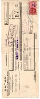 LETTRE DE CHANGE, S.A.T.A.M, La Courneuve, Le 7 MAI 1943, (fr : 1.40) - Lettres De Change