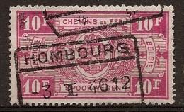 FED-2548   HOMBOURG          Ocb TR   196 - Railway