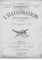 L'ILLUSTRATION 16 JUILLET 1921 N° 4089 AVEC DES PUBLICITES POUR MICHELIN LE SAVON BEAUTE ERASMIC LES BD PAR HE - Journaux - Quotidiens