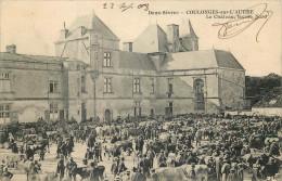 79 - COULONGES-sur-L'AUTIZE - Le Chateaux - (voir Scan Recto-verso) - Coulonges-sur-l'Autize
