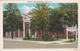 South Carolina Aiken Hotel Henderson - Aiken