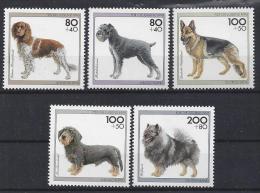 Germany 1995   Jugend  (**) MNH  Mi.1797-1801 - Unused Stamps