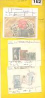 EUROPA  MAS DE 150 EUROS A CATALOGO YVERT EN VARIOS SOBRECITOS NUEVOS Y USADOS  FRANCIA INGLATERRA FINLANDIA Y OTROS - Postzegels