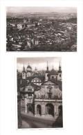 2 X POSTCARDS Tschechische Republik  Czech Republic PRAG PRAHA PRAGUE L04 - Tchéquie