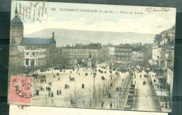 N°452  -  Clermont Ferrand - Place De Jaude  -  LFN134 - Clermont Ferrand