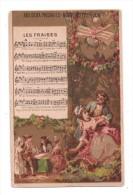 Image, Aus Deux Passages, Nouveautés LYON, Les Fraises,  Vierge - Collections