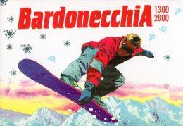 [DC1239] CARTOLINEA - COPPA DEL MONDO SI SNOW BOARD - BARDONECCHIA - TORINO - 2009 - Wintersport