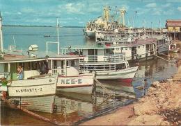 Nº601-12 SANTARÉM - PARA - ANCORADOURO - Manaus
