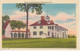 HOME OF WASHINGTON MT VERNON - Virginia Beach