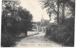 VEMARS - Route De Moussy - Non Classés