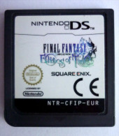 JEU NINTENDO DS FINAL FANTASY - Echoes Of Time - Nintendo Game Boy