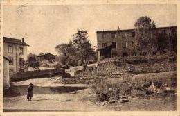 ST Didier-sur-Rochefort Ecoles - France