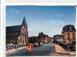 WIMEREUX  -  La Rue Carnot - Frankrijk