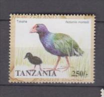 Tanzanie YV2466 N 1998b Poule Sultane - Non Classés