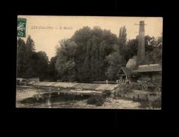 21 - LUX - Le Moulin - Moulin à Eau - France
