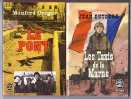 LES TAXIS DE LA MARNE Et LE PONT  _rl67 - French
