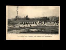 39 - SAINT-AMOUR - Entrepôt - Scierie Et Ateliers De La Marbrerie Célard - France