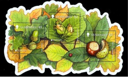 Guernsey, 2011, Europa Stamps, MNH S/S - Guernsey