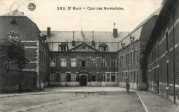 BELGIQUE - LIEGE - HAMOIR - SAINT-ROCH - Cour Des Normalistes. - Hamoir