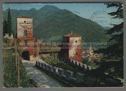 T4172 CISON DI VALMARINO Treviso CENTRO DI CULTURA E SPIRITUALITA SALESIANI VG F.BOLLO GARIBALDI (m) - Treviso